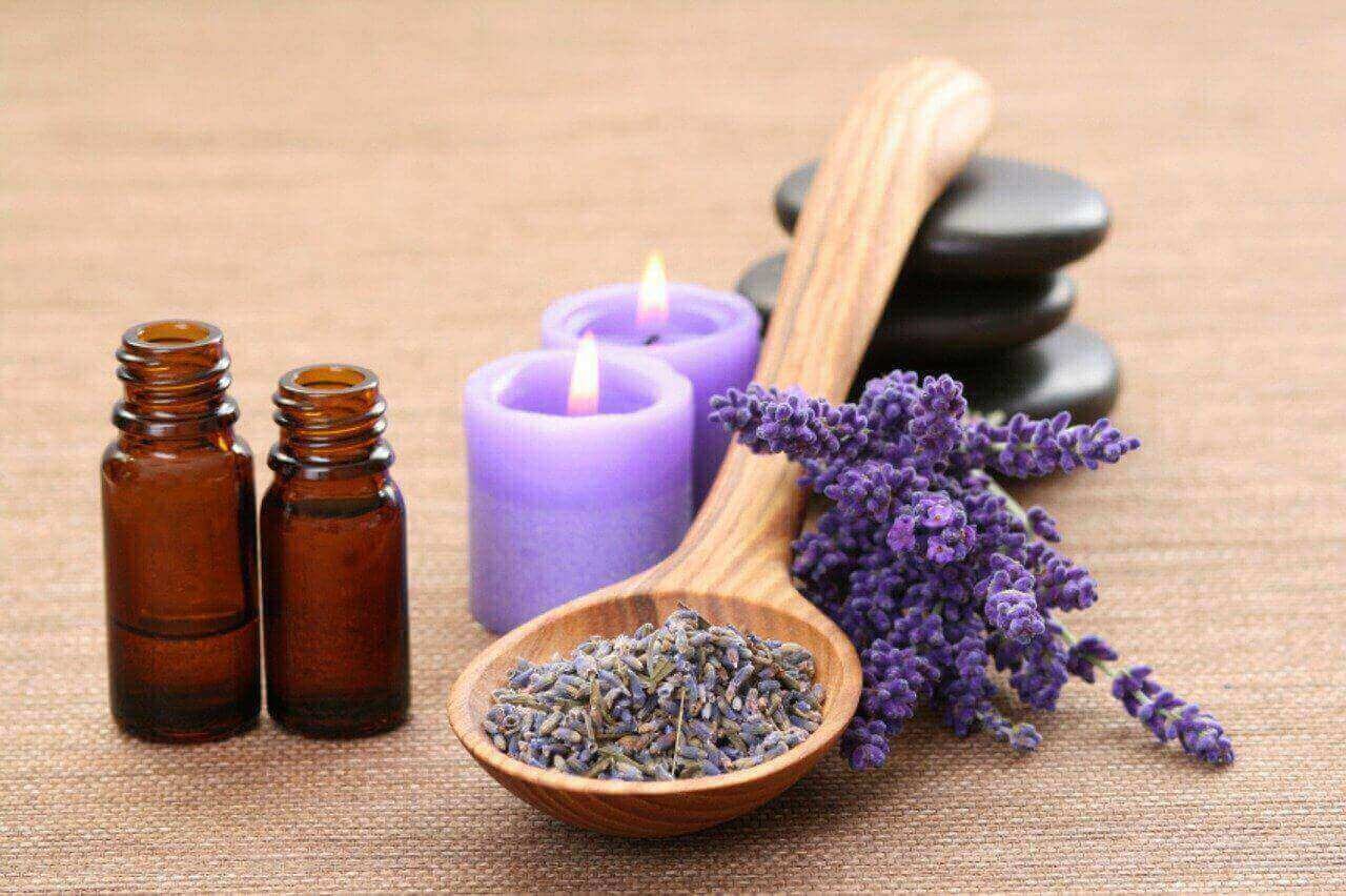 How to make lavender essence at home