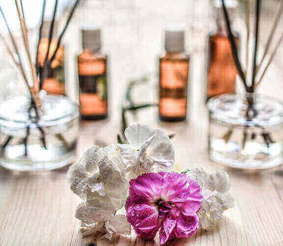 Perfume for the home